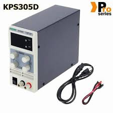<b>3 Digits LED</b> 0~30V 5A Mini DC Power Supply Kit <b>Adjustable</b> US ...