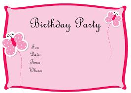 Party Invitation Generator Birthday Invitation Maker Magdalene Project Org