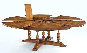 round dining room tables for 10 dining room table seats extra large solid walnut expandable round