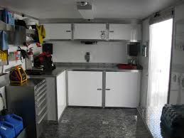 Cabinets For Cargo Trailers Enclosed Trailer Aluminum Cabinets Best Home Furniture Decoration