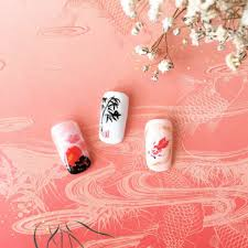 Chinese Nail Art Designs 10 Chinese Style Nail Art Designs To Bring To Your Nail