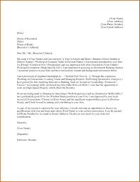 Cover Letter For Banking Sensational Design Cover Letter