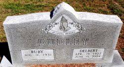 Delbert Burrel Dudley (1922-2004) - Find A Grave Memorial