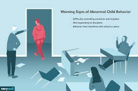 Discipline Chart For 3 Year Old Warning Signs Of Normal And Abnormal Child Behavior