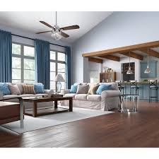 How do I install a fan in my vaulted ceiling?