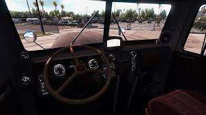 peterbilt trucks interior. peterbilt 351 interior v30 peterbilt trucks interior