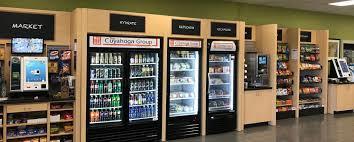 Fresh Food Vending Machine Custom 48 Days Of Cuyahoga The Cuyahoga Group
