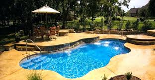 fiberglass pool s fiberglass pool cost pictures and s of pools how much does a small