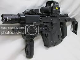 Kriss Vector Surefire Light Kit Pennsylvania Firearm Owners Association Discussion Forum