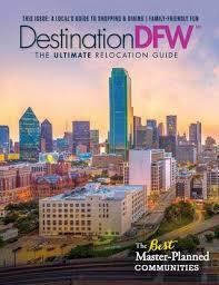 Destination Dfw Dallas Fort Worth Relocation Guide 2019