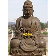 buddha garden statue. Buddha Garden Statue