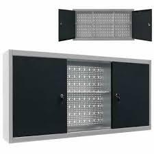 metal wall mounted tool cabinet box