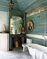 rustic bathroom wall decor uk