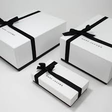 Luxury Box Packaging Design So We Did Some Shopping For The Weekend Marcjacobs