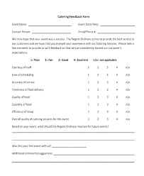 Meeting Survey Template Event Form Template Event Feedback Form Template Word Meeting