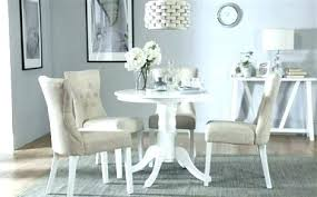 white round dining table white kitchen table and chairs white round dining table set round white