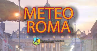 METEO ROMA – Tempo STABILE tra ampie schiarite e qualche nube, domani  locali disturbi; ecco le previsioni