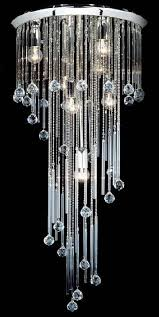 gorgeous lighting. exellent gorgeous the kolarz art deco cascade crystal chandelier is available from luxury  lighting by lighting silver plated and dressed  with gorgeous i