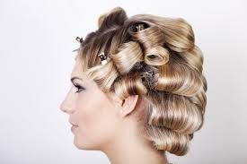20s Hair Style vintage hair and make up a vintage wedding guide 3222 by wearticles.com