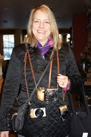 Gina Connor from Hassleblad at Sundance 2014...Can one have too ...