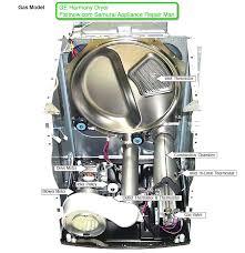 Gas Dryer New Repair Ge Gas Dryer