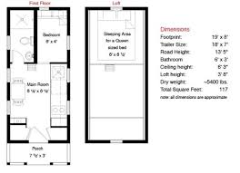 Small Picture Best 25 Tiny houses floor plans ideas on Pinterest Tiny home