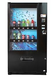 Electronic Vending Machines Enchanting Vendo 48 Live Display Drink Machine AM Vending Machine Sales