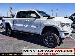2019 Ram 1500 Big Horn Black Widow New Lifted Truck For Sale ...