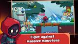 نتیجه تصویری برای دانلود Sword Man – Monster Hunter 1.2.5 – بازی شکارچی هیولا اندروید + مود