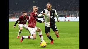Ювентус — Милан. Накануне — football.ua