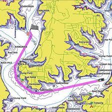 16 Interpretive Wisconsin River Depth Chart