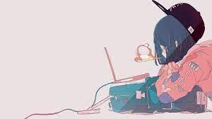 Cool Anime Girl Laptop Wallpapers - Top ...