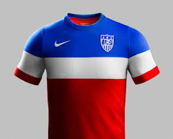 The U S National Teams Second 2014 World Cup Jersey Looks Like A