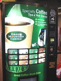 Kcup Vending Machine Custom KCup Vending Green Mountain Coffee's New KCup Vending Ma Flickr
