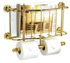 wall mount magazine rack toilet. Wall Mount Magazine Organizer Mounted Bathroom Rack  Brushed Nickel . Toilet