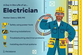 Industrial Electrician Salary Electrician Job Description Salary Skills More