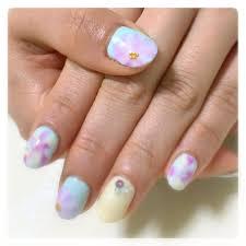 軽井沢ネイルボディアートサロン Karunail ブログ 春の花柄特集