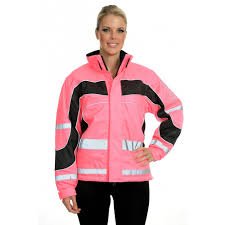 equisafety aspey uni winter high visibility jacket