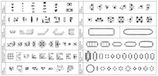 Floor Plan Office Furniture Symbols Design Decorating 717738 Floor