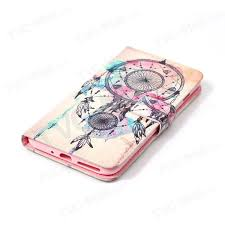 Dream Catcher Case Iphone 7 Plus Patterned Leather Wallet Case for iPhone 100 Plus 100100 inch Dream 15