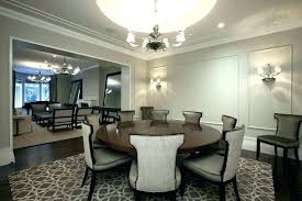 area rugs for dining room rug under round table what size inch guide