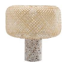 Rotan Tafellamp