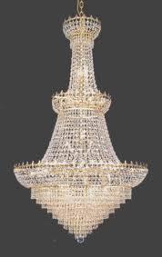 featured photo of real crystal chandeliers