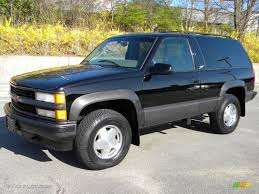 Tahoe » 1997 Chevy Tahoe Specs - Old Chevy Photos Collection, All ...
