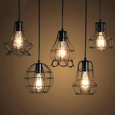 cage pendant shade wire cage pendant light wire cage pendant lights diamond wire cage pendant light