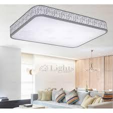 ceiling lights inspiring mirror simple modern rectangle flush mount led bedroom ceiling lights with modern