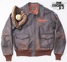 post wwii thousands of a 2 jackets still remained in air depots and other bases in order that these garments would give the best continued service they