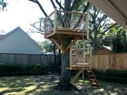 kids tree house kits. Interesting Tree Tree House Kits Kids Attractive Backyard Ideas  Designs Plans Free Download Trestle   Throughout Kids Tree House Kits E