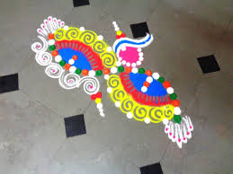 Diwali Special New Latest Rangoli Design Youtube