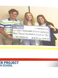 Teacher and students bring solar energy to Gulf Breeze High | WEAR